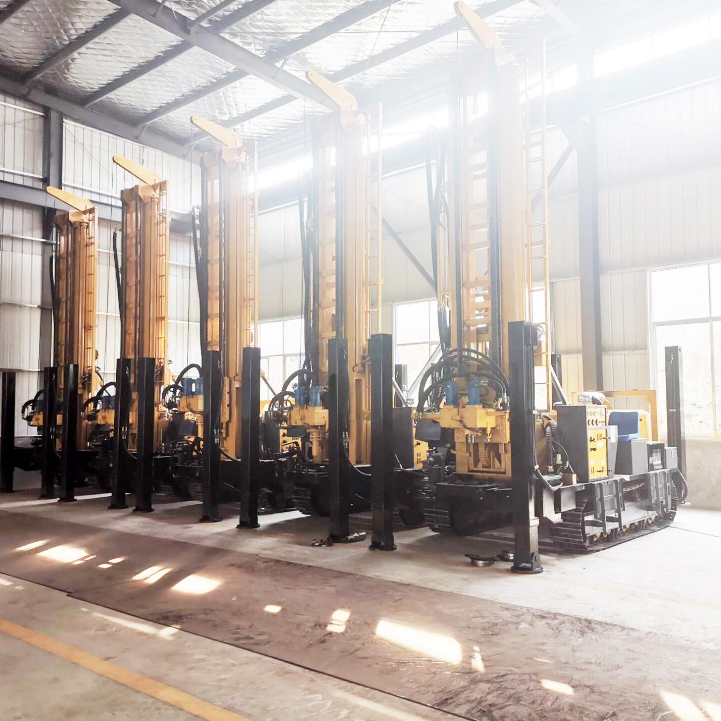 deep-well-drilling-machine