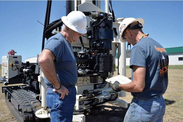 water-drilling-machine-maintance