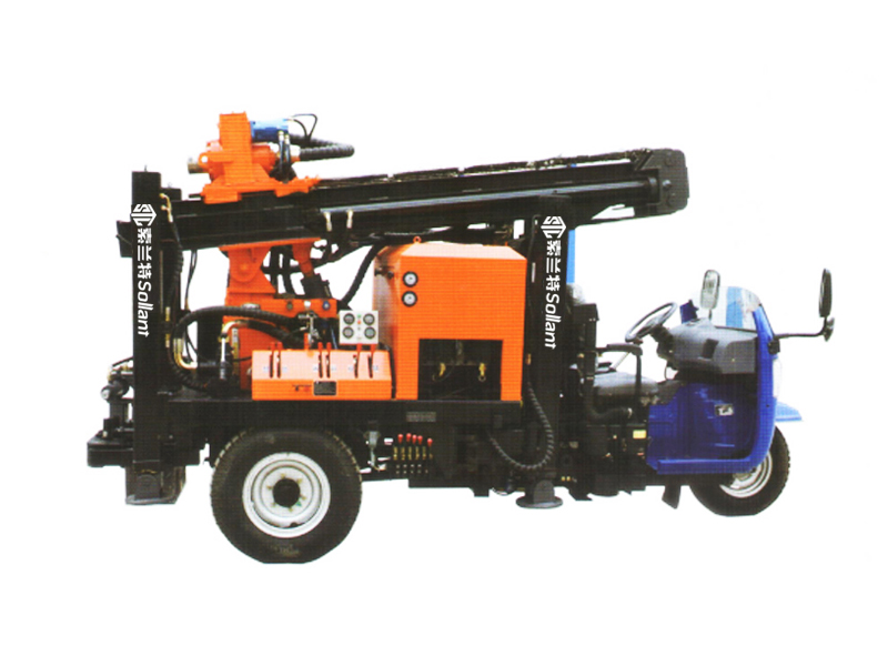 water-drilling-truck